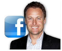 Join Chris Harrison on Facebook
