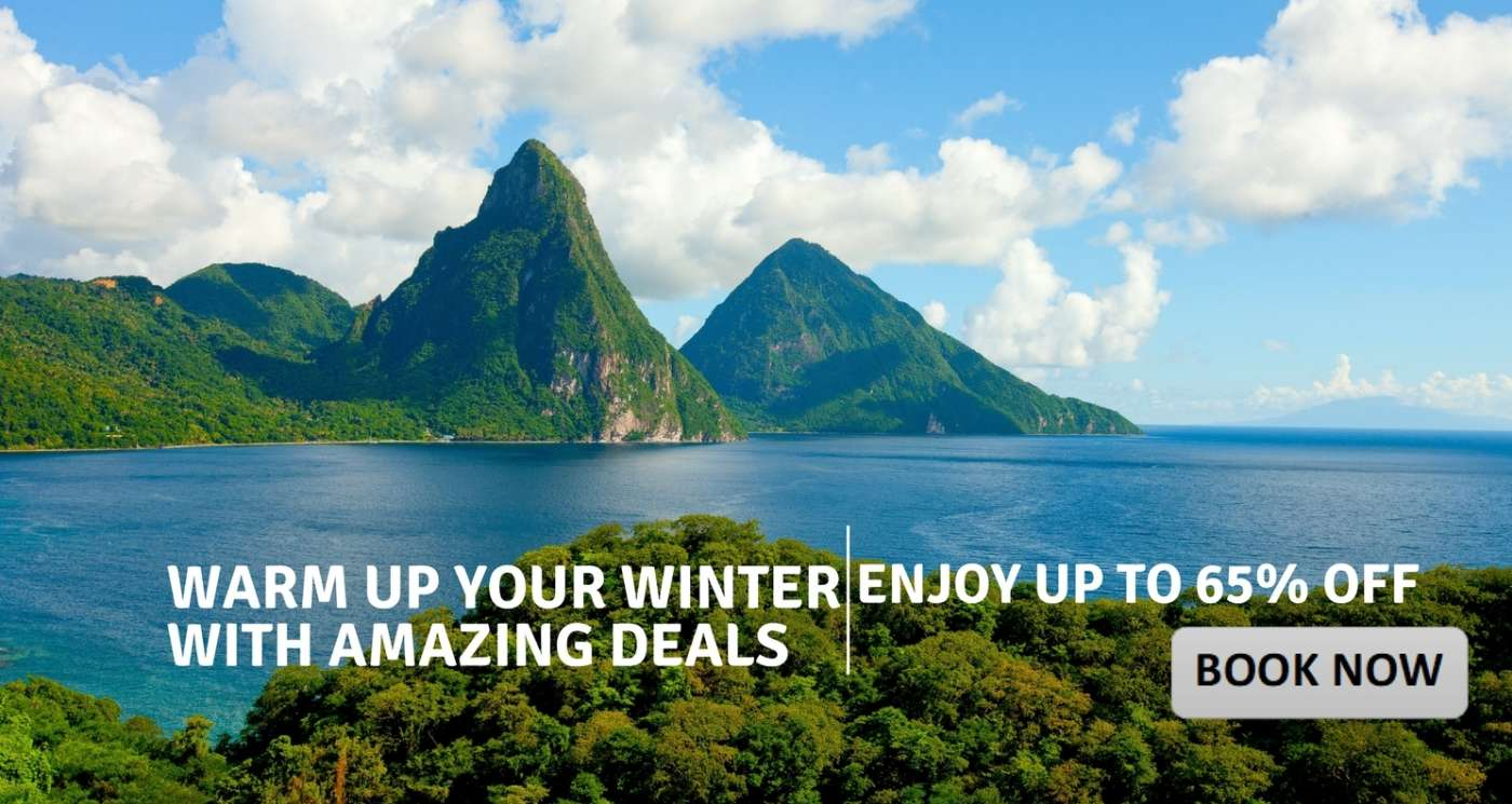 All about st lucia