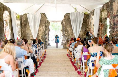 wedding HISTORICAL PARKS